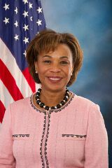 Rep. Barbara Lee from California whose advocacy and leadership in the World's fight against HIV/AIDS continues to inspire.    Official Headshot.jpg