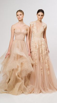 Wholesale Evening Dresses - Buy 2014 Reem Acra Prom Dress Formal Evening Dresses With A-Line V-Neck Capped Sleeveless Floor-Length Lace Appl...