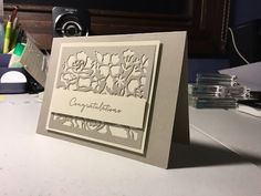 Stampin' Up, Kasey Creations, AC 2016-2017, Floral Phrases, Detailed Floral…