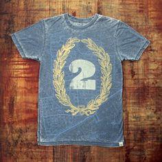 Target Men's Two T-shirt - Hamilton Wood Type & Printing Museum