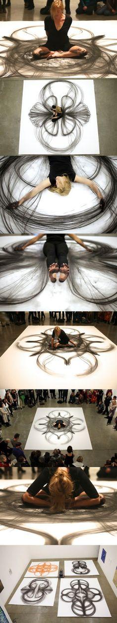 Life-size art