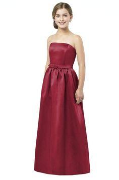 Junior Bridesmaid Dress.