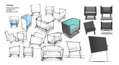 Projet étudiant :  S1 Chair par Scott Pancioli