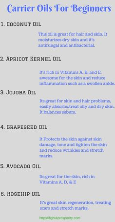 Best carrier oils to use with your essential oil. - - Best carrier oils to use with your essential oil. Best carrier oils to use with your essential oil. Essential Oil Carrier Oils, Essential Oils Guide, Essential Oil Uses, Doterra Essential Oils, Young Living Essential Oils, Essential Oils For Pain, Carrier Oils For Skin, Diy Candles Essential Oils, Essential Oil Recipies