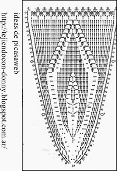 CROCHET - GANCHILLO - PATRONES - GRAFICOS: CAMPERA TEJIDA A GANCHILLO PARA NENA