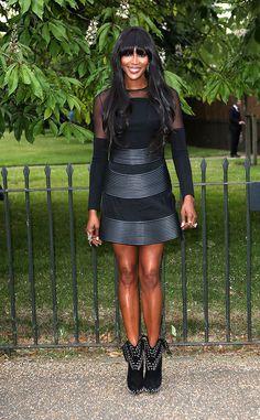 Fiesta de verano 2013 Serpentine Gallery Londres - Naomi Campbell