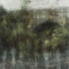 Joanna Louge 2006 'Parks' Series: reminds me of the view out of a rain streaked window