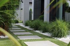 ogród nowoczesny nie musi być zimny