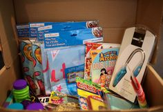 Sending a camp care package takes some thought, especially since most camps don& allow food. Here is The Ultimate Camp Care Package for Girls. Camping Gifts, Camping Meals, Camping Hacks, Tent Camping, Glamping, Camping With Kids, Family Camping, Camp Care Packages, Sleepaway Camp