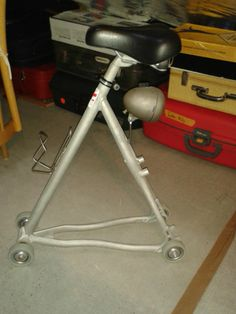 bike stool (Germany)