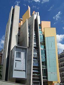 131 rue Pelleport, Paris, 1999, Frédéric Borel