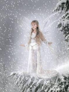winter angel....
