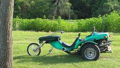 Trike    Motorcycles with    VW       Engines      2002 Roadhawk Motorcycle    Trike    For Sale in Daytona Beach  FL