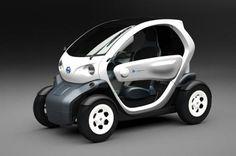 Renault Twizy - el carro eléctrico mas vendido en Europa
