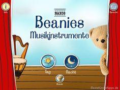 Beanies Musikinstrumente App Kinder Klassische Musik (4)
