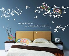 Wall Stickers  Murals Large Family Tree Wall Decal Peel Stick - Wall decals singapore