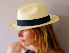 Ses Petites Mains tiny chic clothing: Tiny Chic Mom's essentials--a great hat.