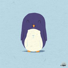 my belly is a polar bear {heng swee lim} so cute. makes me smile.