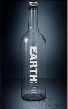 earthwater bottle