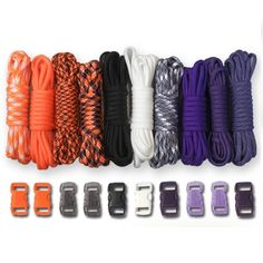 Witch Combo Kit - Paracord & Buckles