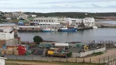 Gansbaai harbour South Africa, Africa