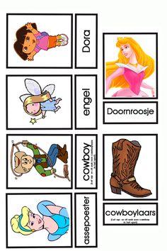 Bingo: Carnaval (kaarten voor de leerkracht, behorende bij de bingo) 1
