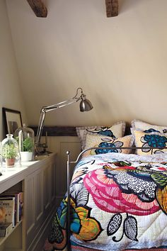 From Anthropologie's bedding range Winter / Spring....yes, please!