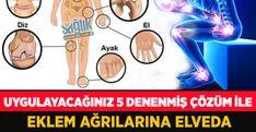 Eklem Ağrılarına Son: 5 Denenmiş Çözüm