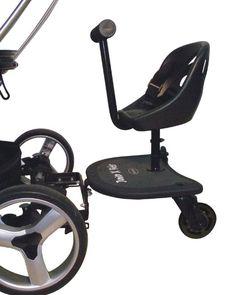 Three kids, one stroller: What now?   BabyCenter Blog