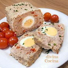 Pastel de pollo fácil | https://lomejordelaweb.es/  Pinterest ^^ | https://pinterest.com/Ilovecocinar