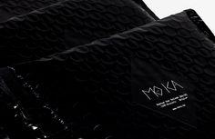 Mo Ka Identity Full identity for Brussels based design agency Mo Ka.   Creative Direction: Gunter Durant Design: Tim Peters www.moka.be
