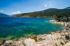 Agia Efimia beach