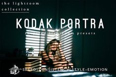 Ad: Kodak Portra Film Preset LR Filter by FilterCollective on Kodak Portra Lightroom filters that emulate traditional Kodak film toning and grain Join the Filter Collective Team of Photographers and