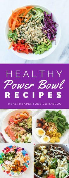 Healthy Power Bowls