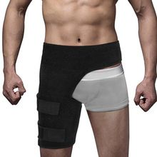 [Body Building] Breathable leg sleeve support brace/thigh slimming compression sleeve