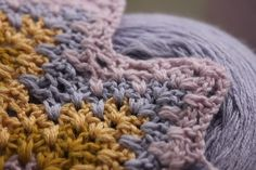 diagram for this amazing ripple stitch!  This is great crochet! <3<3