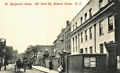 London Postcard, Bethnal Green, St Margaret, Old Fords, Saints, Street View, Explore, Photography, House