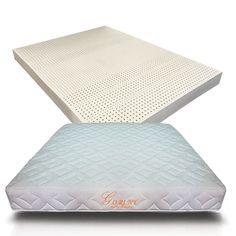 Goriny® ที่นอนยางพาราแท้ เพื่อสุขภาพ ลดอาการปวดเมื่อยแก้ปัญหาปวดหลัง-ปวดต้นคอ