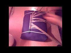 macramé nudocorbata - YouTube