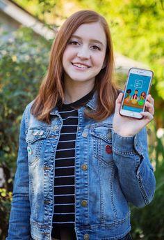 Teen Creates App So Bullied Kids Never Have To Eat Alone : The Salt : NPR