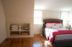 Bedroom Home Staging.