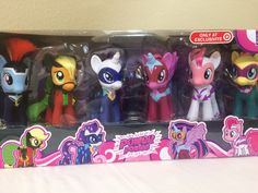 My Little Pony Power Ponies Target Exclusive