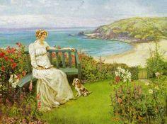 Henry John Yeend King (British artist, 1855-1924)