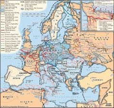 World war 2 europe map bing images the swiss and the nazis by world war ii gumiabroncs Choice Image