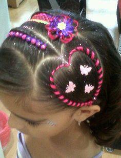 Fashion, Girls Braids, Child Hairstyles, Girls Hairdos, Female Tattoos, Bias Tape, Feminine, Moda, Fashion Styles