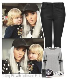 """""""Taking Pic with Lottie and Ernie"""" by liamismybabe ❤ liked on Polyvore featuring Topshop, adidas Originals, women's clothing, women's fashion, women, female, woman, misses, juniors and OneDirection"""