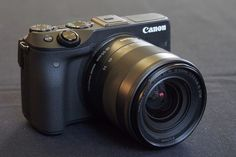 Canon EOS M3 Review - Hands-on First Look - WDC