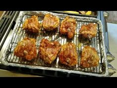 Episode 1 - Oven Roasted Crispy Chicken Thighs - YouTube