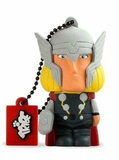 Des clés USB The Avengers à l'effigie des personnages de la saga