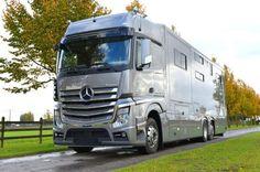 Mercedes Actros Germany - STX Motorhomes